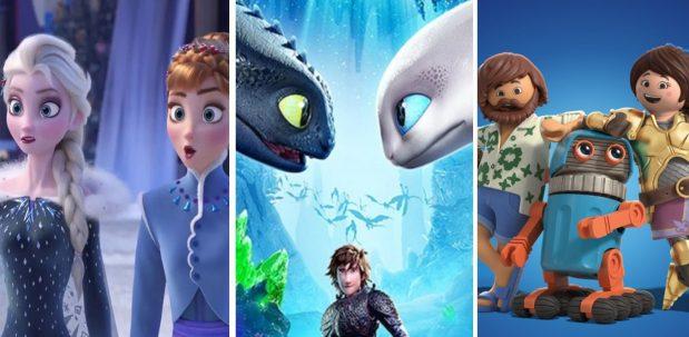 Las mejores películas infantiles para el 2019